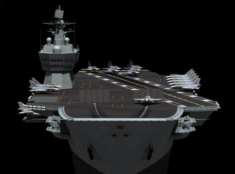 Segundo a Revista Asas: Pilotos navais chineses podem ser treinados no Brasil