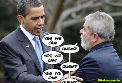 Política externa do Brasil 'decepciona' Obama, diz 'Wall Street Journal'