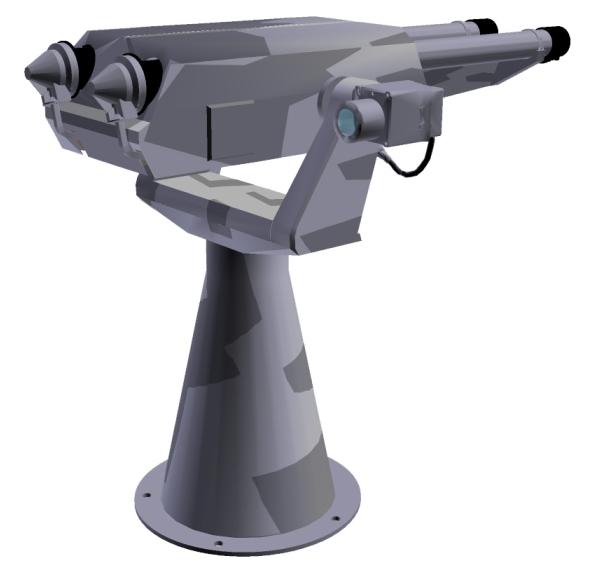 MBDA anuncia apresentação do sistema SIMBAD-RC