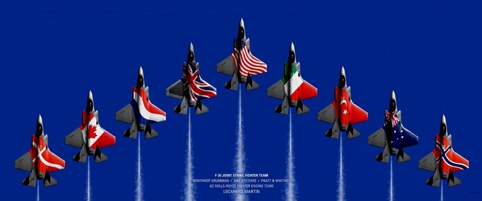 Pentágono estica o desenvolvimento do F-35 em 13 meses