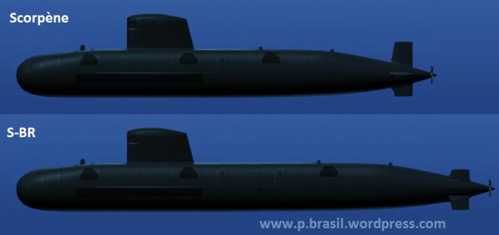 SNBR - Submarino Nuclear Brasileiro