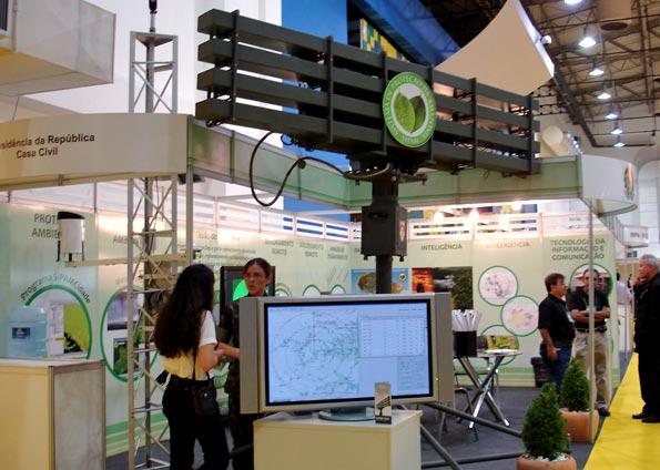 Projetos de defesa apoiados pela FINEP são expostos no Rio