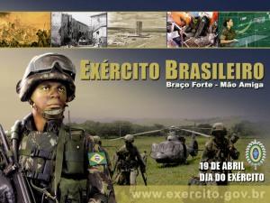 BRASIL – PAC do Exército