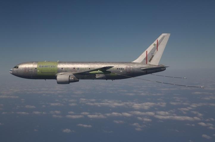 IAI completa testes em reabastecedor da Força Aérea Colombiana