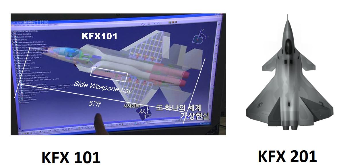 KF-X no desenvolvimento