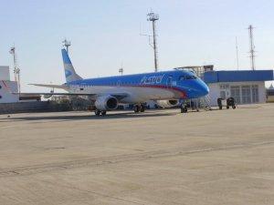 Embraer 190 estréia na Argentina com a Austral