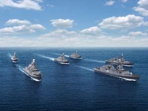 Brasil planeja construir 11 navios para patrulhar reservas petrolíferas