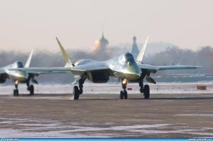 Venezuela interessada em adquirir o caça russo Sukhoi T-50