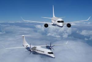 Aeronave turbohélice e turbojato Indiana